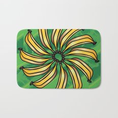 Banana Circle  Bath Mat