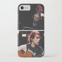 5 seconds of summer iPhone & iPod Cases featuring 5 Seconds of Summer - Michael by Fan_Girl_Designs