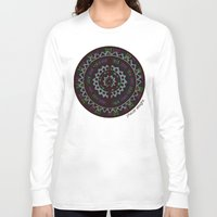 cacti Long Sleeve T-shirts featuring Cacti by J. Fuller