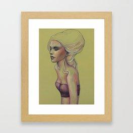 You Get Me Framed Art Print