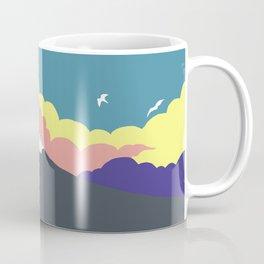 Gulf of Naples Coffee Mug
