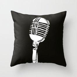 Sing it Throw Pillow