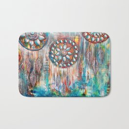 Dreamcatchers Bath Mat