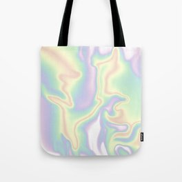 HOLOGRAPHIC DAYDREAM Tote Bag