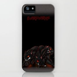 cerberus iPhone Case
