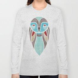 owl colour Long Sleeve T-shirt