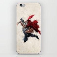 The Mighty One iPhone & iPod Skin