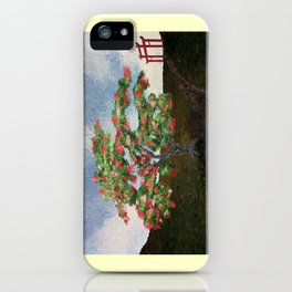 Path of Enlightenment iPhone Case