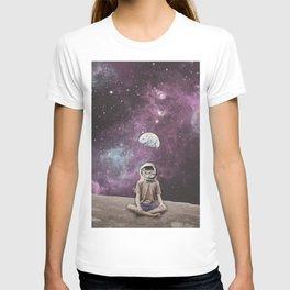 PSYCHONAUT UNIVERSE MEDITATION T-shirt
