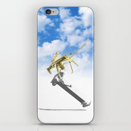Golden Gun iPhone Skin