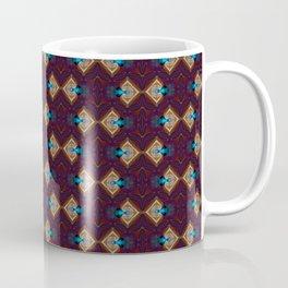 Royal Blue 3 Coffee Mug