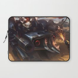 Badlands Baron Rumble League of Legends Laptop Sleeve