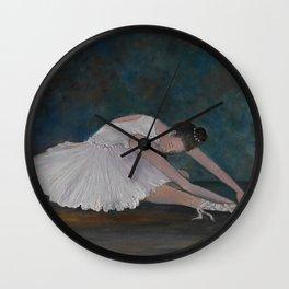 The Ballerina Wall Clock