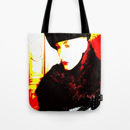 Cotton Club The Ice Queen Tote Bag