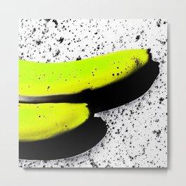 5 – Spot On Acid Green Metal Print