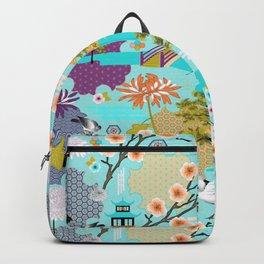 Japanese Garden Backpack