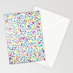Teardrops Stationery Cards