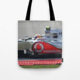 Silver Bullet Tote Bag