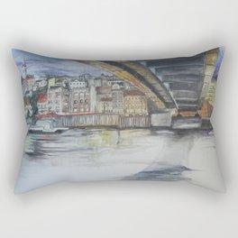 Belgrade Beograd Rectangular Pillow