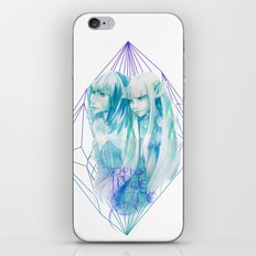 The Two Made One iPhone Skin