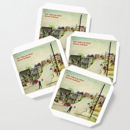 The Tubular West (Cover) Coaster