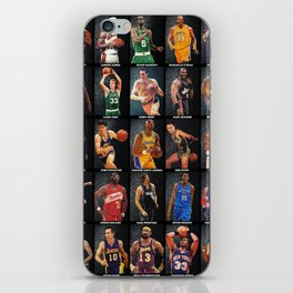 Basketball Legends iPhone Skin