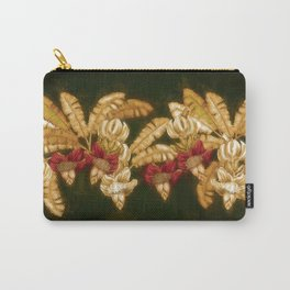 Bananas Heart Blossom Carry-All Pouch