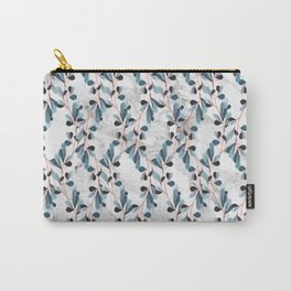 Botanical Marble Carry-All Pouch
