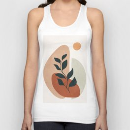 Soft Shapes II Unisex Tank Top