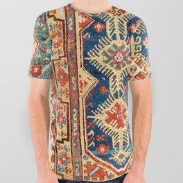 Megri Southwest  Anatolian Rug Print All Over Graphic Tee