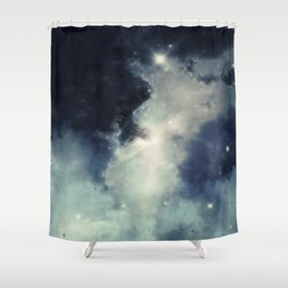 ζ Hydrobius Shower Curtain