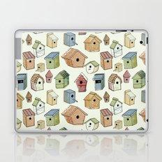 Bird Boxes Laptop & iPad Skin