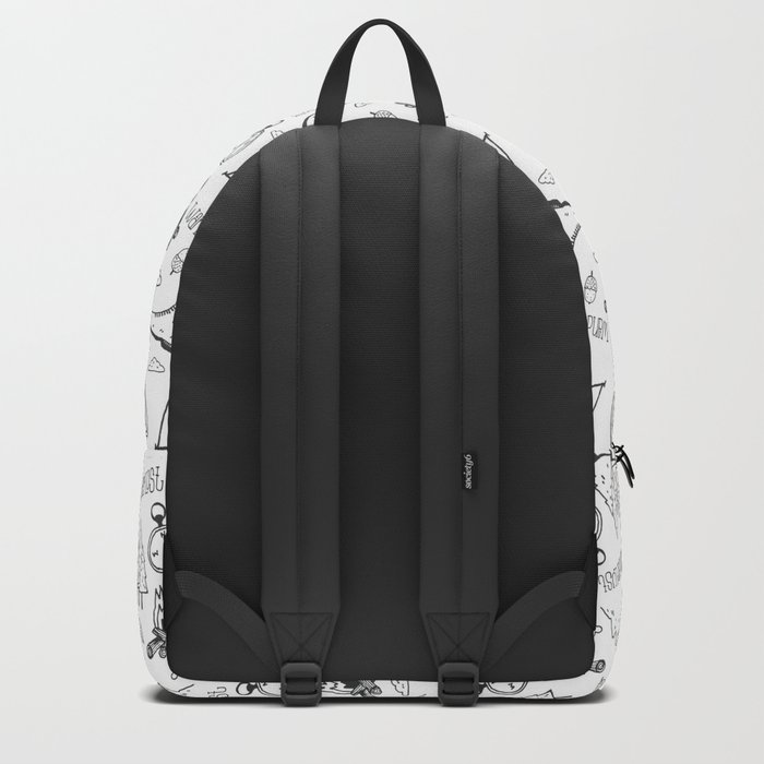 Wanderlust Backpack