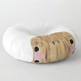 The Turtle Floor Pillow