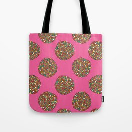 FRECKLES - PINK Tote Bag