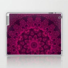 Mandala Magenta Laptop & iPad Skin