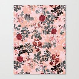 Rose Garden III Canvas Print