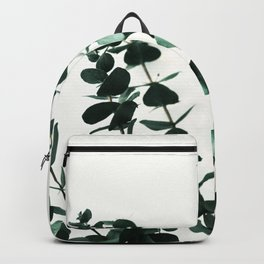 Eucalyptus Dark Green Backpack