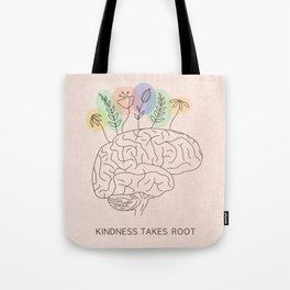 The Garden of Your Mind Tote Bag