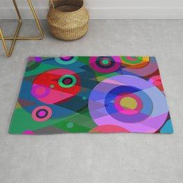 Abstract #952 Rug