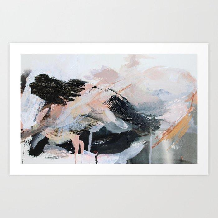 1 3 5 Art Print