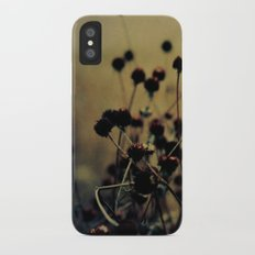 Nature Abstract iPhone X Slim Case