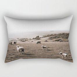 Sheep II Rectangular Pillow