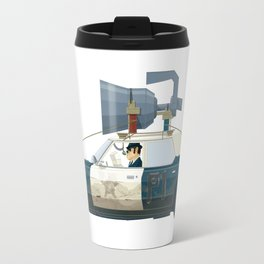 The Blues Brothers Bluesmobile 2/3 Travel Mug