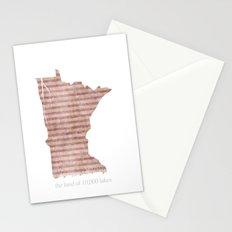 Minnesota Stationery Cards