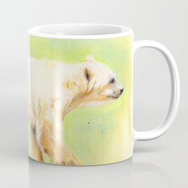 Polar Grizzly bear Coffee Mug