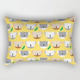 Kooky Koalas I Rectangular Pillow