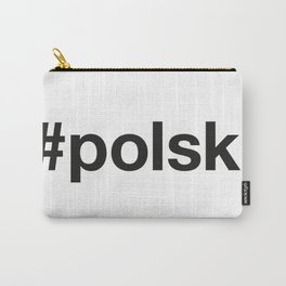 POLAND Carry-All Pouch