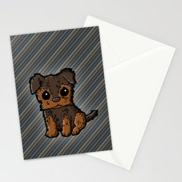 Troy - Silky Terrier Stationery Cards