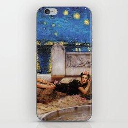 Starry Night iPhone Skin
